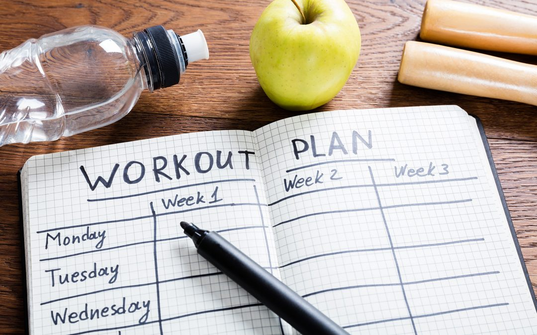 Creating SMART GOALS and ACTION STEPS